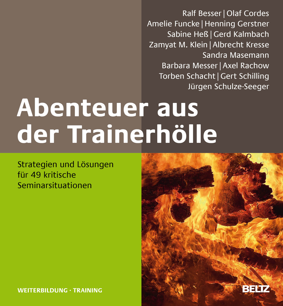 Cover Trainerhölle 978-3-407-36537-8