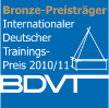 Bronze BDVT Trainings-Preis 2010
